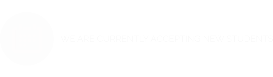 We are currently accepting new students